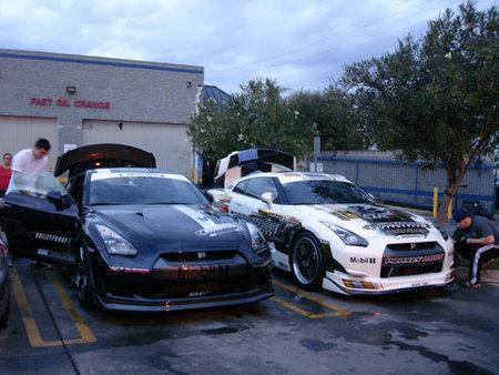 Dos Nissan GT-R más para el SEMA Show