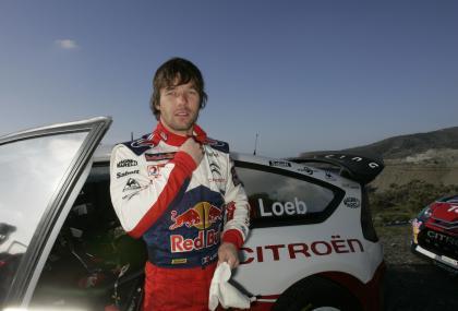Sébastien Loeb gana el Rally de Chipre y Sordo cede la tercera plaza