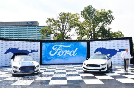 Ford Mustang Nascar 2019 7