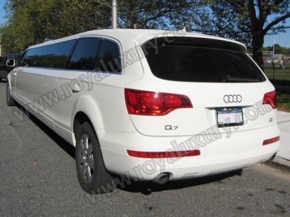Audi Q7 limusina