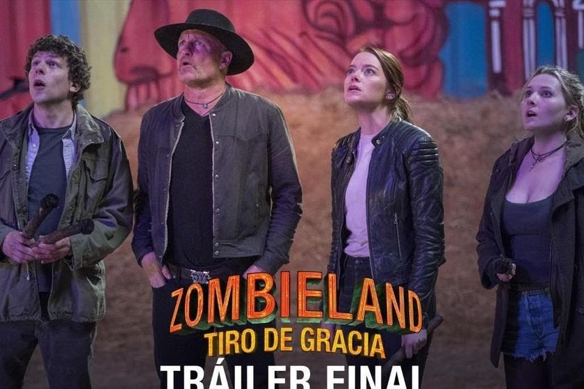 Tráiler final de 'Zombieland: Mata o remata', el apocalipsis continúa al ritmo de Backstreet Boys
