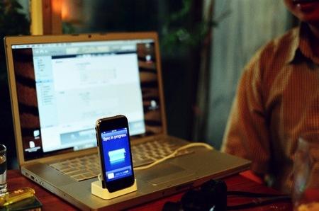 apple macbookpro iphone itunes sincronizacion