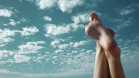 La importancia de secarse bien los pies