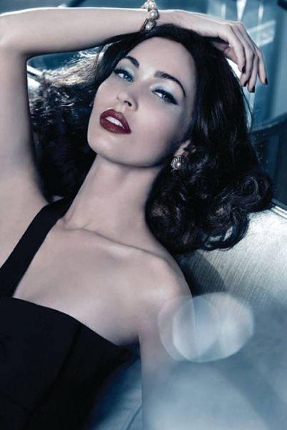 ¿Se puede estar más divina que Megan Fox en la campaña Beauty de Armani?