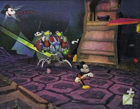 Epic Mickey 03