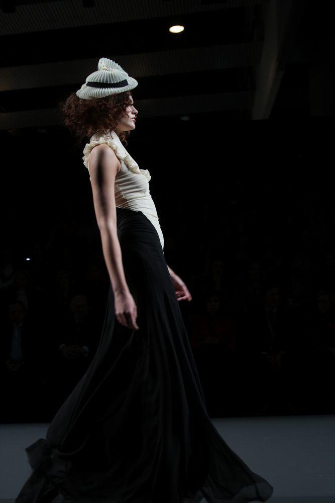 Foto de Alma Aguilar en la Cibeles Madrid Fashion Week Otoño-Invierno 2011/2012 (47/126)