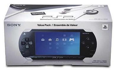 PSP: cambiar el firmware