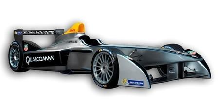 Monoplaza Fórmula E Spark-Renault