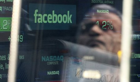 Nasdaq indemnizara a los inversores de Facebook con 40 millones de dólares