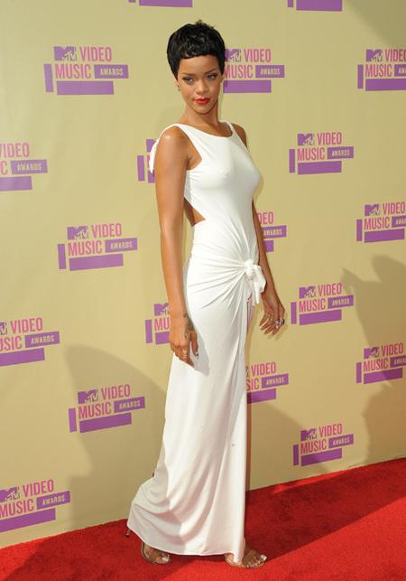 Rihanna VMA 2012