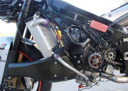 Motor de la KR-3