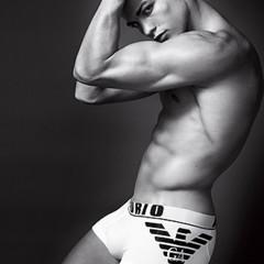 Foto 2 de 3 de la galería cristiano-ronaldo-para-armani-underwear en Trendencias Hombre