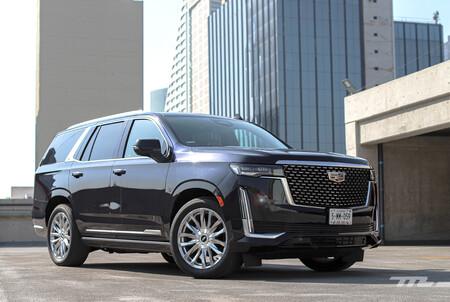 Cadillac Escalade 2021 Opiniones Prueba Mexico 2