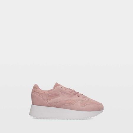 Zapatillas Reebok Leather Pink 7434023 1
