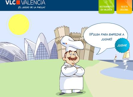 El Juego de la Paella, para aprender a hacer la auténtica paella valenciana