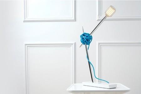 Detalle para la casa de... un <em>urban knitter</em>