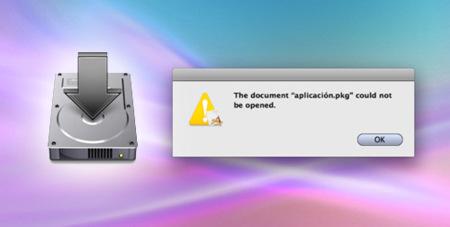 """""""No puedo abrir archivos .pkg o .mpkg"""", una solución al problema"""