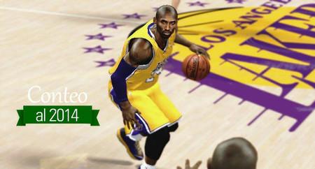 NBA 2K14 y sus DLC's en el décimo día de ofertas en Xbox LIVE