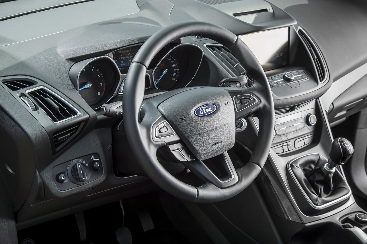 Foto de Ford C-MAX y Grand C-MAX 2015 (36/56)