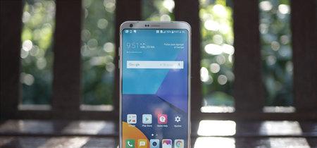 LG G6: características y análisis tras un día con el móvil que se quiere comer los marcos