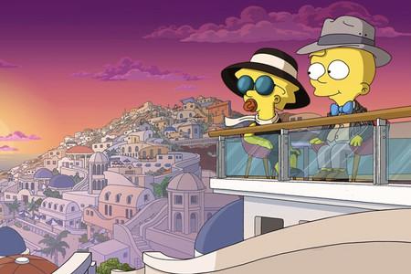 Disney mostrará un corto de 'Los Simpsons' antes de una película de Pixar por primera vez en la historia