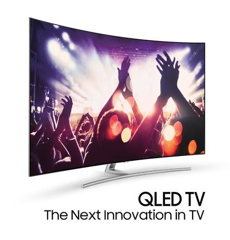 QLED es la nueva tecnología en televisores de Samsung que busca igualar la calidad de los paneles OLED