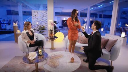 Pedida de matrimonio de Hugo y Lara