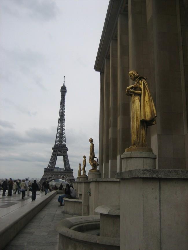 Foto de Torre Eiffel (1/20)