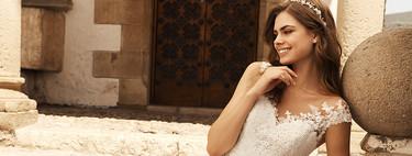 Pronovias lanza a través de su marca 'White One' los vestidos perfectos para las novias millennial y hasta la talla 64