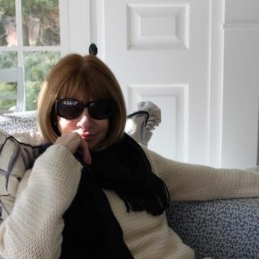 Las videollamadas de estos días revelan qué libros tienen en casa personalidades como Anna Wintour o Cate Blanchett