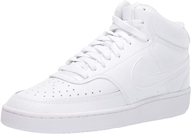 NIKE Wmns Court Vision Mid, Zapatillas Mujer