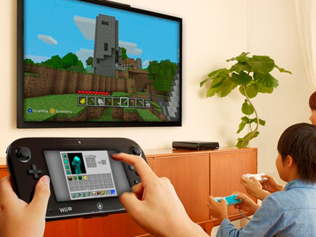 how to play minecraft wii u online