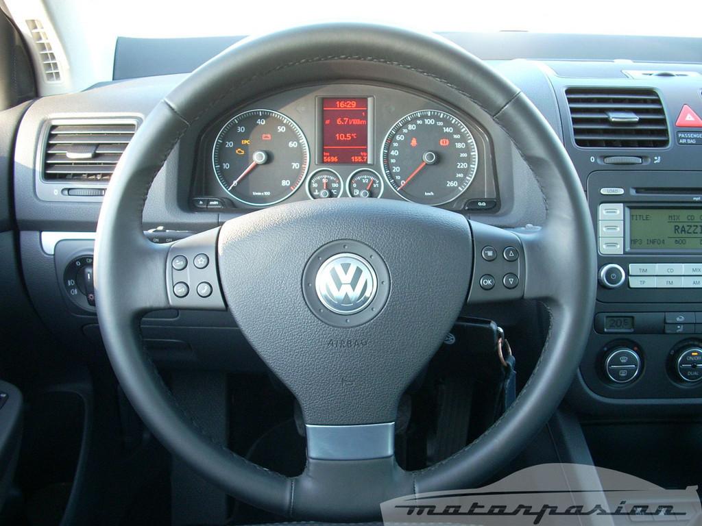 Foto de Volkswagen Golf Variant (22/40)