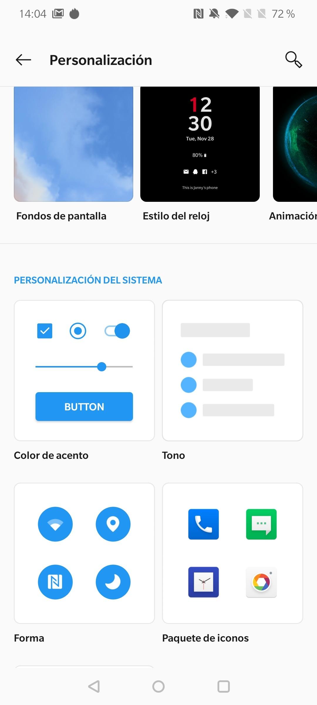 Foto de Android 10 en el OnePlus 7T (3/15)