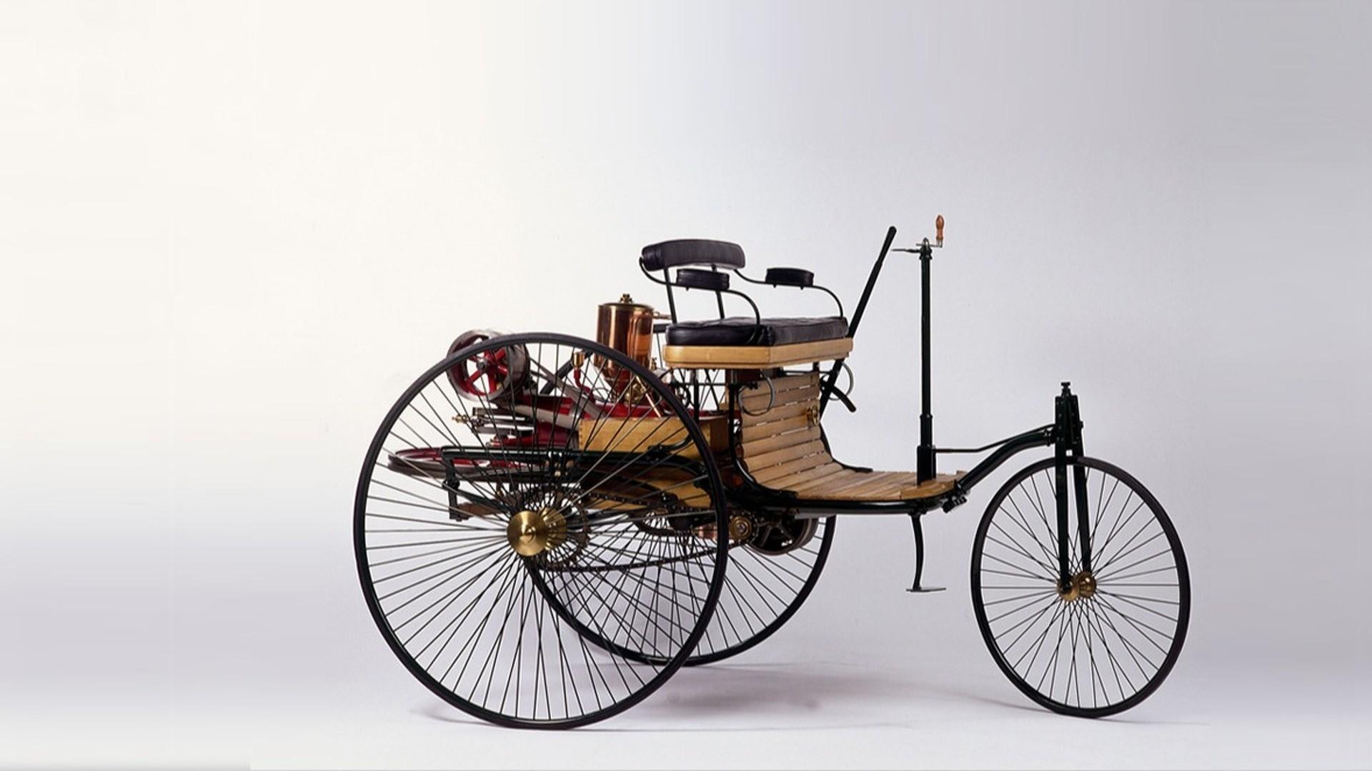 Foto de Patent-Motorwagen en venta (1/6)