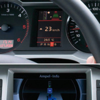Travolution de Audi nos informa del estado de los semáforos