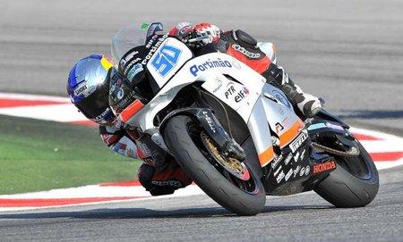 Superbikes San Marino 2010: Eugene Laverty, quinta victoria y nuevo líder en Supersport