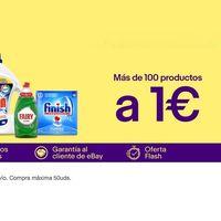 Miniprecios en eBay: más de 100 productos por sólo 1 euro