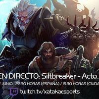 Jugamos en directo la campaña Silbreaker de Dota 2 a las 22:30 horas (las 15:30 horas en Ciudad de México) [Finalizado]