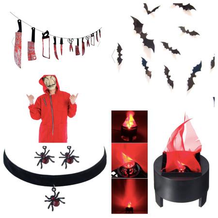 22 compras por menos de 23 euros para tener todo lo necesario la noche de Halloween