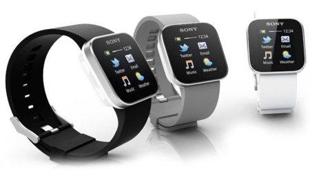 El Sony SmartWatch llega en marzo por 120 euros