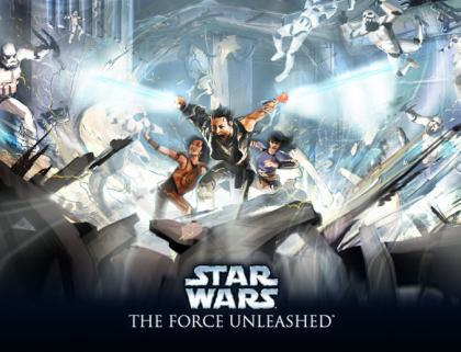 Nuevas fechas para 'Star Wars: The Force Unleashed'