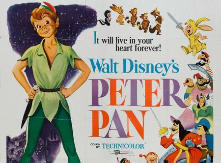 Disney: 'Peter Pan', de Clyde Geronimi, Wilfred Jackson y Hamilton Luske