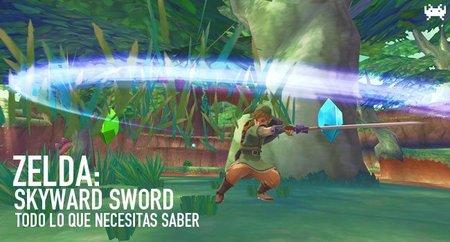 'Skyward Sword', todo lo que necesitas saber sobre el nuevo Zelda