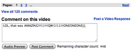 Ya puedes escuchar tus comentarios en YouTube