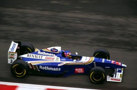 Jacques Villeneuve Argentina Formula1 1997