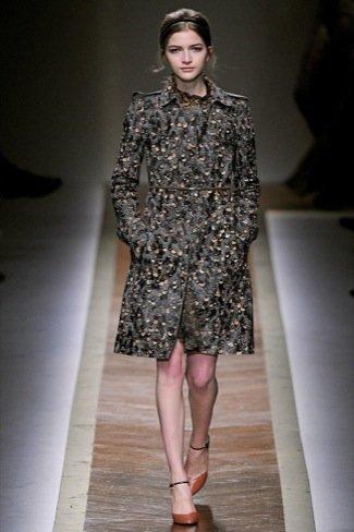 Valentino Otoño-Invierno 2011/2012 abrigo