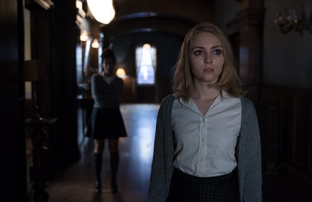 Anna Sophia Robb Down A Dark Hall