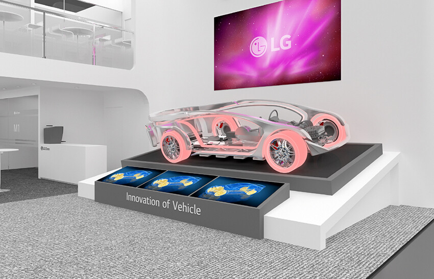 LG cierra su división de móviles... para pisar el acelerador del coche eléctrico