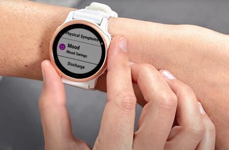 Garmin también permitirá realizar un seguimiento del embarazo con sus relojes inteligentes y conectados